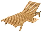 Stacko Chaise Lounge – AspenTeak Outdoor Furniture