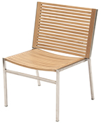 Patio Furniture - Cook Stacking Chair