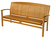 Cornwall Bench – Outdoor Patio Furniture