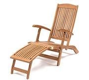 AspenTeak – Cornwall Deckchair