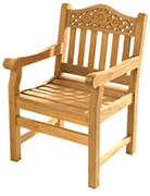 Teak Chairs – Blossom Park Estate Chair