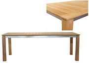 Strato Dining Table – AspenTeak