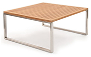 Cook Coffee Teak Table – Los Angeles
